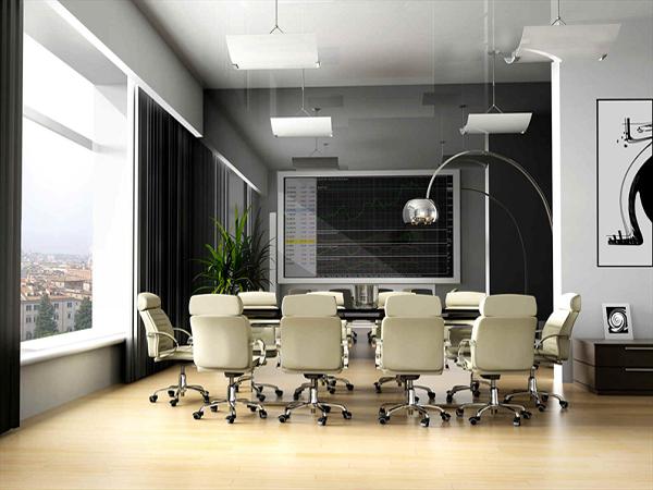 Thiết kế văn phòng là điều quan tâm của các nhà lãnh đạo