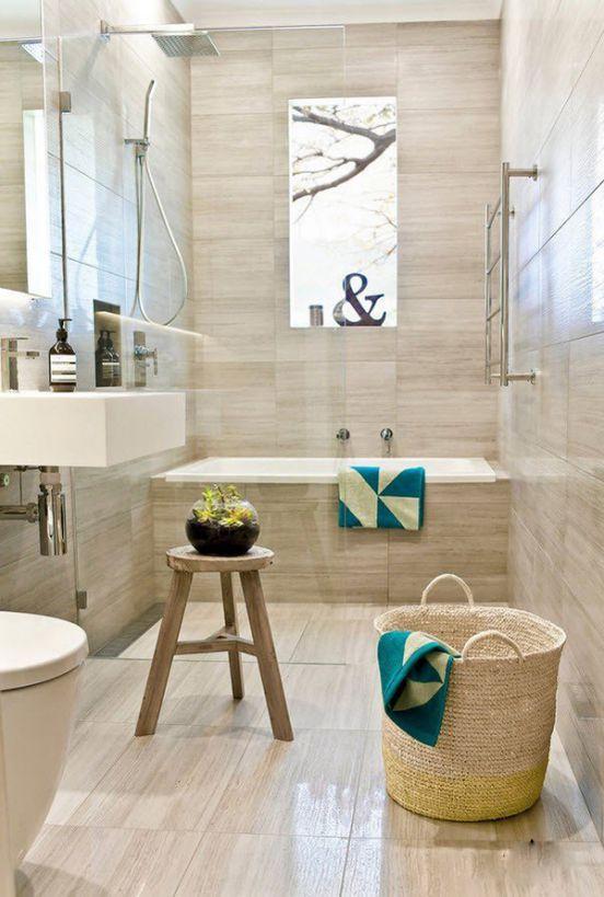 thiết kế nội thất phòng tắm 6m2