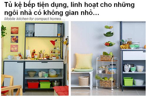 thiết kế nội thất đa dạng